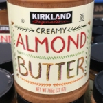 Kirkland Almond Butter - Simply SCD